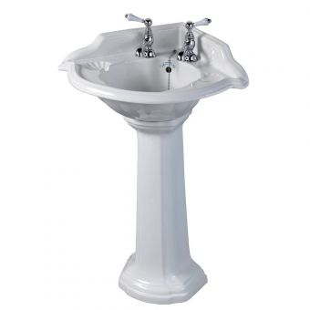 Imperial Oxford Corner Basin 615mm