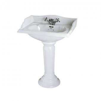 Imperial Oxford Large Square Basin 635mm