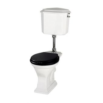 Imperial Astoria Deco Low Level Toilet