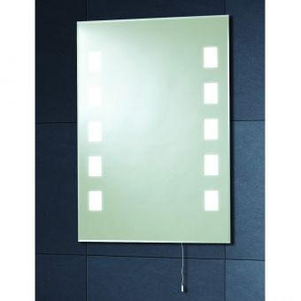 Phoenix Calisto 70x50cm Vertical Back Lit Mirror