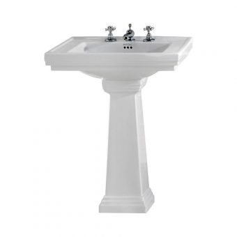 Imperial Astoria Deco Bathroom Basin