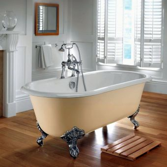 Imperial Bentley Double Ended Bath
