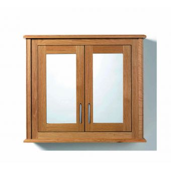 Imperial Thurlestone 2 Door Mirror Cabinet