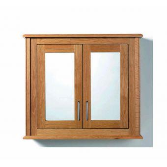 Imperial Thurlestone 2 Door Mirror Cabinet