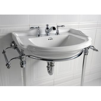 Imperial Hardwick Basin Stand with Drift Basin