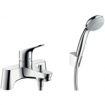 Hansgrohe Focus Single Lever Bath Shower Mixer Tap