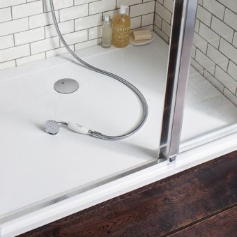 Zamori 35mm Low Profile Medium Rectangular Shower Tray