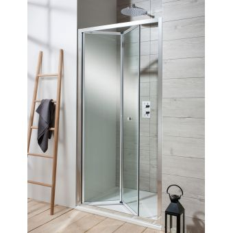 Bi Fold Shower Doors Amp Screens Uk Bathrooms