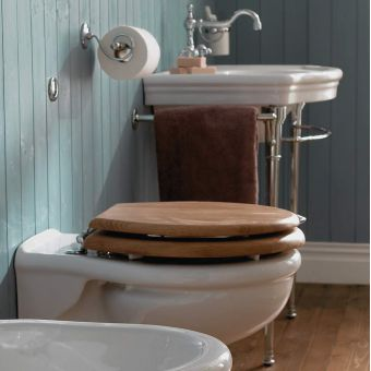 Imperial Bergier Wall Mounted Toilet - BE1WH01030