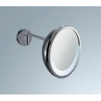 Inda Magnifying Mirror with Lamp