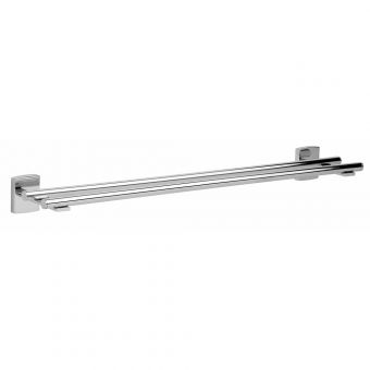 Never Drill Again Klaam Double Bath Towel Rod