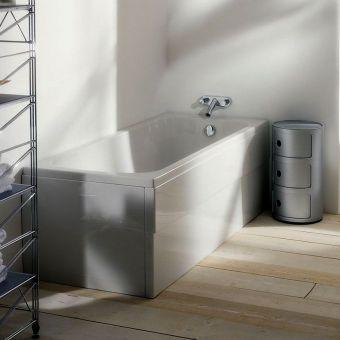 Adamsez Slim Single Ended Traditional Bath