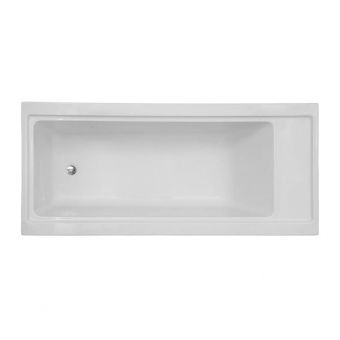 Vitra Shift Pure 1800mm Single Ended Bath