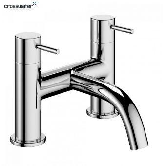 Crosswater MPRO Chrome Bath Mixer Tap