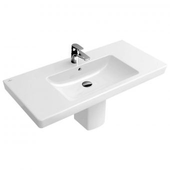 V&B Subway 2.0 Vanity Washbasin