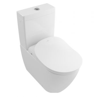Villeroy and Boch Subway 2.0 ViClean Close Coupled WC