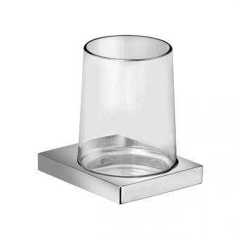 Keuco Edition 11 Tumbler with Holder - 11150019000