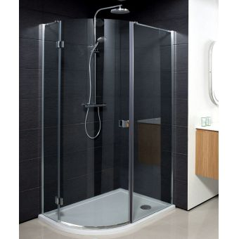 Simpsons Design Quadrant Single Hinged Shower Door