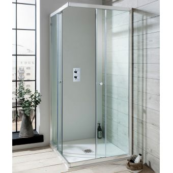 Simpsons Edge Corner Entry Shower Enclosure