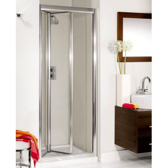 Crosswater (Simpsons) Supreme Bi-fold Shower Door