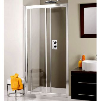 Simpsons Supreme Single Slider Shower Enclosure