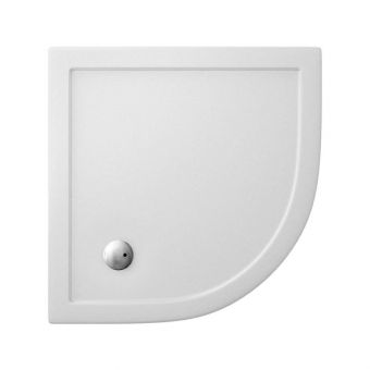 Simpsons Quadrant 35mm Acrylic Shower Tray