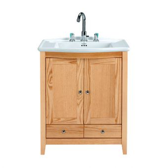 Imperial Bathrooms Esteem Vanity Unit & Basin
