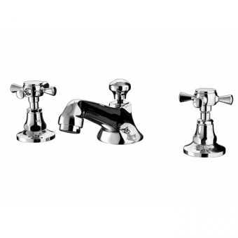 Imperial Cou 3 Hole Basin Mixer Kit