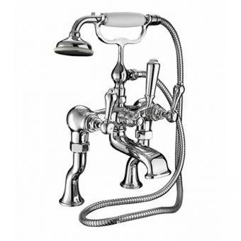 Imperial Regent Bath Shower Mixer Tap Kit (Deck Mounted)