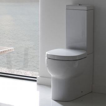 Roper Rhodes Zest Close Coupled Toilet - ZCCPAN65