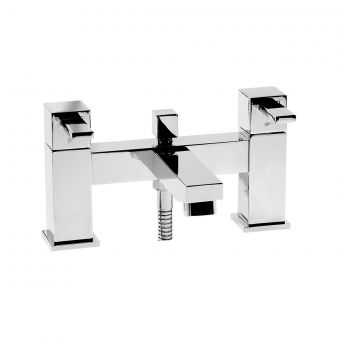 Roper Rhodes Factor Deck Mounted Bath/Shower Mixer Tap