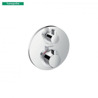 Hansgrohe Ecostat S Thermostatic Concealed Shower Valve