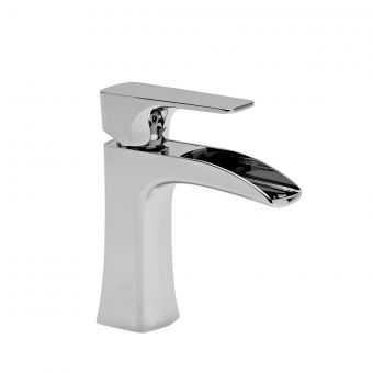 Roper Rhodes Sign Open Spout Mini Basin Mixer