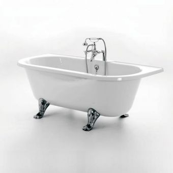 Royce Morgan Balmoral 1680mm Freestanding Double Ended Bath