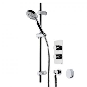 Roper Rhodes Event Round Dual Function Shower System
