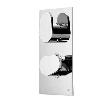 Roper Rhodes Stream Concealed Thermostatic Shower Valve
