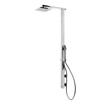 Roper Rhodes Column Exposed Dual Function Shower System