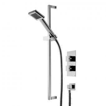Roper Rhodes Event Square Single Function Shower System
