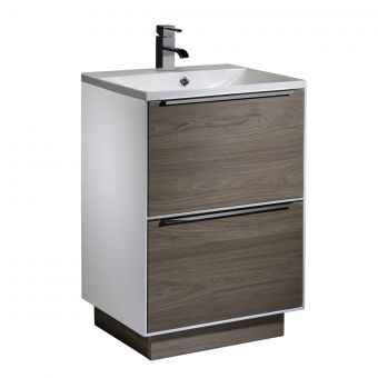 Roper Rhodes Vista 600mm Freestanding Unit with Isocast Basin