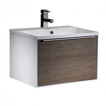 Roper Rhodes Vista Wall Mounted Unit with Isocast Basin