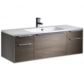 Roper Rhodes Vista 1200mm Wall Mounted Unit and Iscocast Basin