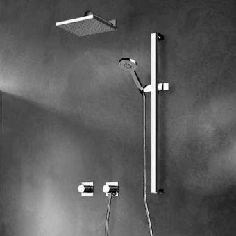Keuco IXMO Shower Set 10 - IXMOSET10