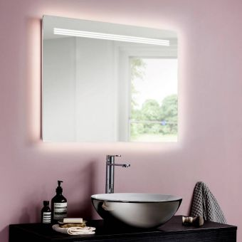 Bauhaus Radiance Ambient Illuminated Mirror