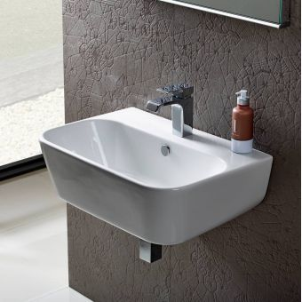 Roper Rhodes Version Wall Mounted Washbasin