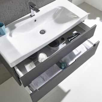 Roper Rhodes Diverge Wall Mounted Basin Unit