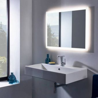 Roper Rhodes Statement Wall Hung Washbasin