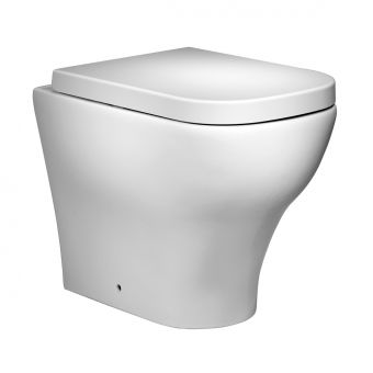 Roper Rhodes Version Back to wall Toilet