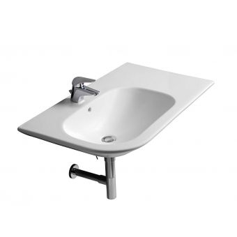Roca Nexo 900mm Asymmetrical Basin