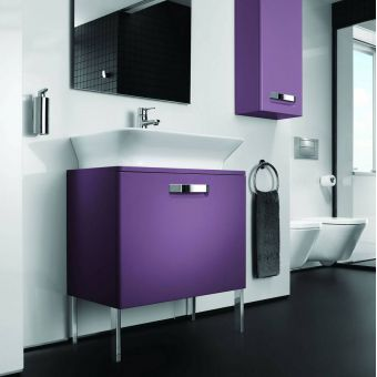 Roca The Gap-N Wall Hung Vanity Unit with Basin