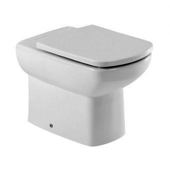 Roca Senso Compact Back to Wall Toilet